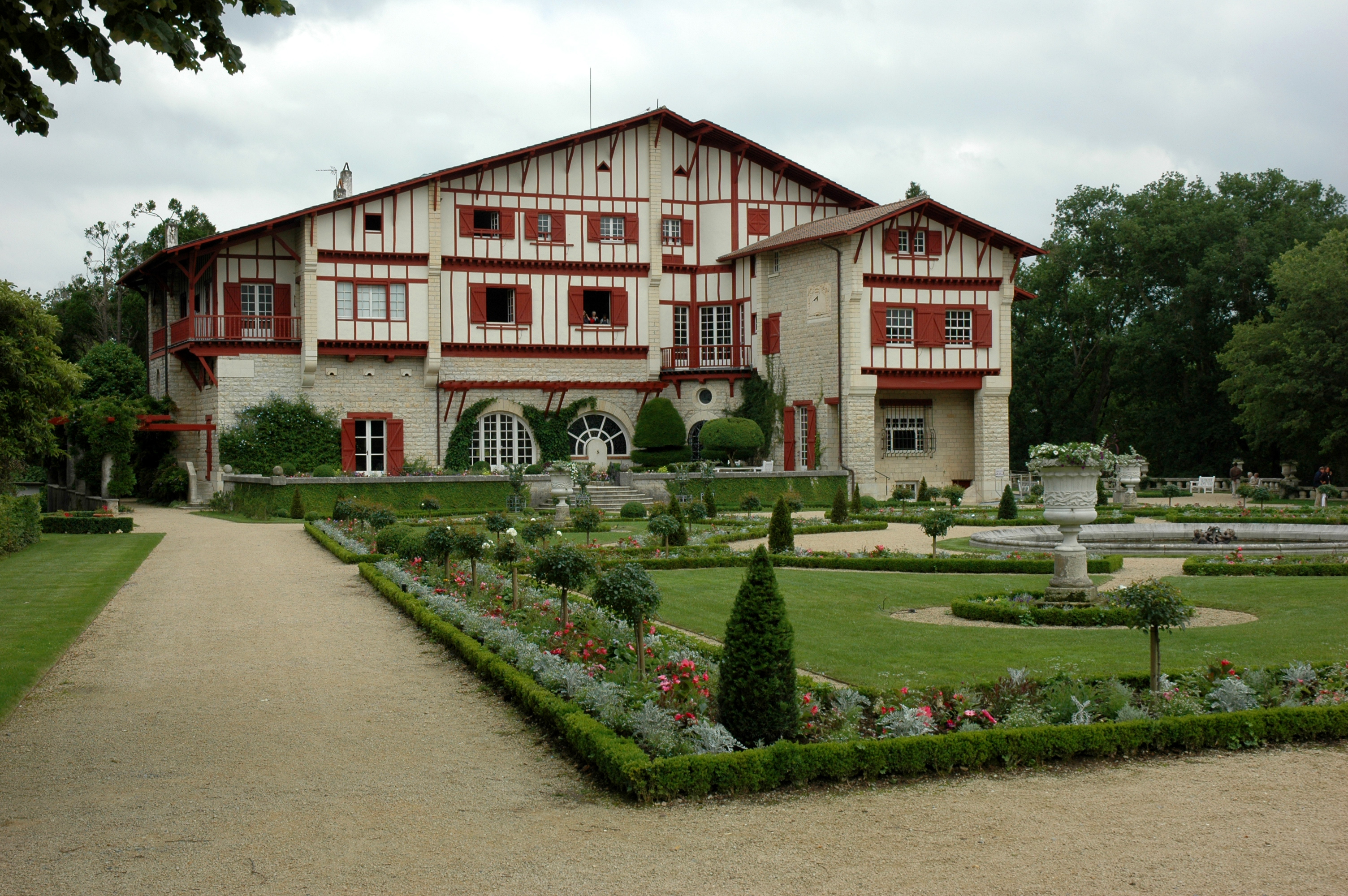 Arnaga, Villa d'Edmond Rostand